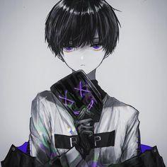 Dark Anime Guys, Cute Anime Guys, Manga Art, Manga Anime, Anime Art, Boy And Girl Sketch, Yandere Boy, Urban People, Harry Potter Anime
