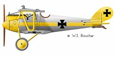 Pfalz D.IIi jasta 10 - Hans Klein