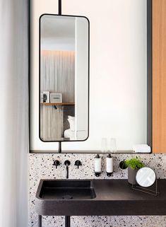 Посмотреть и потрогать: отель с интересной концепцией в Париже | Пуфик - блог о дизайне интерьера