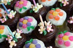 Debbie's cupcakes (by Linda Goodhue)