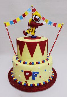 Torta Piñon Fijo  Violeta Glace