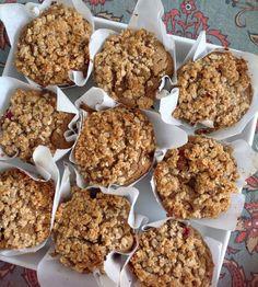 Low histamine Gluten Free Blueberry breakfast muffins w/ streusel Blueberry Breakfast, Breakfast Muffins, Best Breakfast, Breakfast Recipes, Breakfast Bars, Clean Breakfast, Breakfast Potatoes, Mini Muffins, Breakfast Ideas