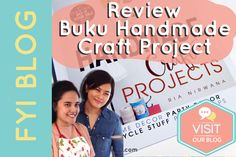 REVIEW Buku Handmade Craft Project by Ria Nirwana #review #craft #rianirwana SOURCE: IG: @freeyourimaginations | FB : Free Your Imaginations