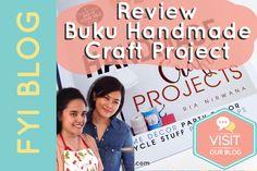 REVIEW Buku Handmade Craft Project by Ria Nirwana #review #craft #rianirwana SOURCE: IG: @freeyourimaginations   FB : Free Your Imaginations