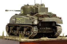 TRACK-LINK / Gallery / Sherman Firefly IC