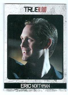 Alexander Skarsgard trading card True Blood 2013 #3 Eric Northam