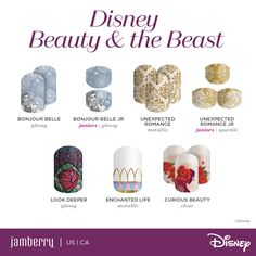 The Disney Collection By Jamberry Volume 5 Is Available Today!