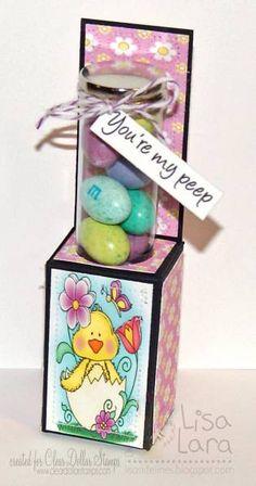 Easter treat tube ideas