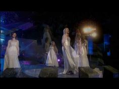 This is one of my favourite female groups...saw them in a live concert and hope to again...loving the sea and beaches...this is so moving. Celtic Woman - Beyond The Sea