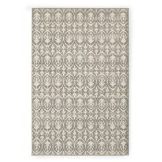 """Georgia Oval Indoor/Outdoor Rug, 9'10"""" x 12'10"""" 