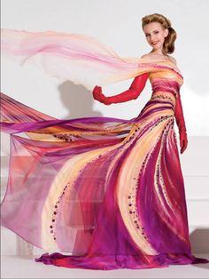 Just Chic: Fashion Wonderland - Czech designer Blanka Matragi