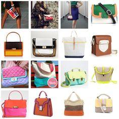 Bolsos de moda primavera verano 2013