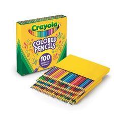 Crayola® Colored Pencils (box of 100)
