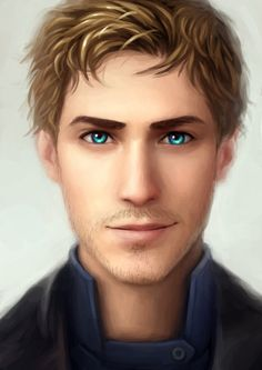 This is incredibly close to what I pictured Thorne looking like. Captain Carswell Thorne by lostie815.deviantart.com on @deviantART