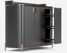 Untitled Custom & DIY Minibar Design Inspirations and Ideas for your Mancave Console Storage, Sideboard Cabinet, Console Table, Credenza, Locker Storage, Luxury Furniture, Home Furniture, Furniture Design, Furniture Ideas
