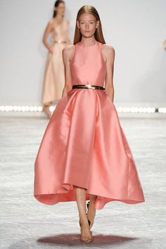 Beautiful Monique lhuillier  gown from the spring 2015 rtw collection
