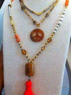 #colar #pedra #ctistais #outono2014 #moda #segportugal
