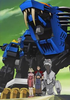 Childhood. #zoids I miss it soo!