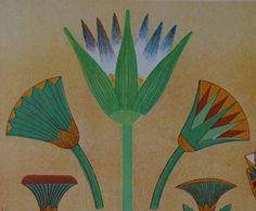 lotus flower in egyptian art Lotus Flower Art, Lotus Art, Flower Car, Lotus Kunst, Art Nouveau, Ancient Egypt Art, Lotus Tattoo, Tattoo Ink, Arm Tattoo
