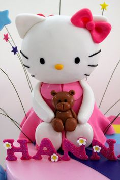 Celebrate with Cake!: Hello Kitty