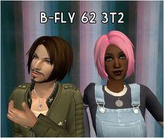 mrs_mquve | B-fly 62 & Newsea Snow Corridor F2M Sims 2, Movies, Movie Posters, Hair, Films, Film Poster, Cinema, Movie, Film