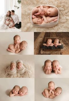 Newborn Twin Photography -You can find Newborn twins and more on our website. Newborn Twin Photos, Foto Newborn, Newborn Posing, Newborn Twins, Newborn Pictures, Newborn Session, Baby Twins, Newborns, Twin Baby Girls