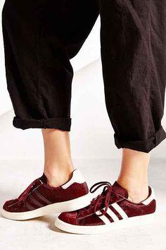 7e2625092d0fbb Adidas Originals Blue Calf Campus 80s Women s Sneaker  165.00 - Buy it  here  http