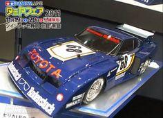 1/10 Electric Touring Cars   Tamiya Toyota Celica TT01E