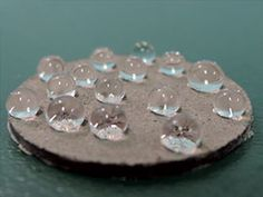 Self-cleaning surfaces from scrap silicone | Chemistry World