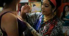 INSOLITO: HACE CRECER EL BUSTO CON GOLPES - VER EL VIDEO