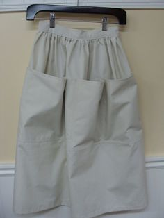 Apron pic and instructions