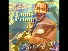 Louis Prima & His Orchestra with Keely Smith - The Bigger The Figure, this song always makes me laugh. Gotta love a man who loves a big gal :)