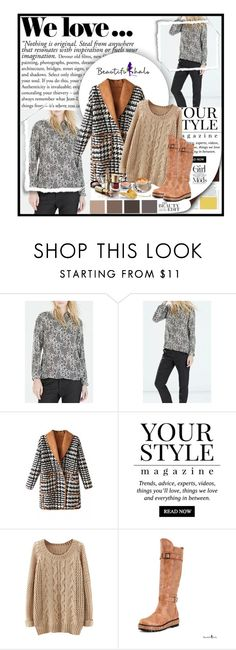 """""""Beautifulhalo#5"""" by samirhabul ❤ liked on Polyvore featuring Zara, Pussycat and bhalo"""