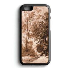 Vintage Forest Deer iPhone 7 Case