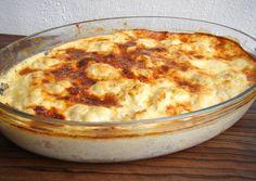 Tepsis csirkemell recept karfiollal | Antukné Ildikó receptje - Cookpad receptek