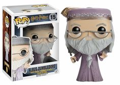 Wave 2 Harry Potter POP! Vinyl Figure Albus Dumbledore