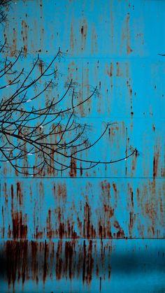AURUM | Blue Rust.