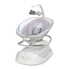 Automatic Baby Swing, Graco Baby Swing, Baby Rocker, Baby Swings, Baby List, Baby Registry, Baby Essentials, Baby Gear, New Baby Products