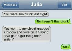 My life. Drunk - Other - Autocorrect Fails and Funny Text Messages - SmartphOWNED I Wasnt That Drunk Texts, Stupid Texts, Funny Drunk Texts, Funny Texts Crush, Funny Text Fails, Drunk Humor, Cute Texts, Epic Texts, Funny Jokes