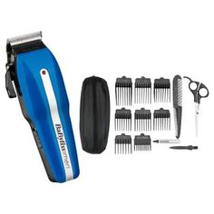 Buy BaByliss for Men PowerLight Pro Hair Clipper from our View All Men's Grooming range at John Lewis & Partners. Best Electric Razor, Best Electric Shaver, Electric Razors, Babyliss For Men, Glossier You, Hair Clippers & Trimmers, Wet And Dry, Brush Cleaner, Sensitive Skin