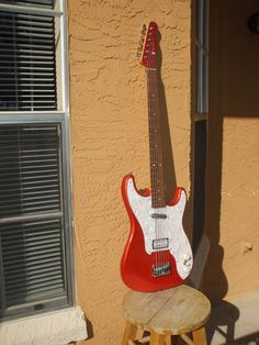 The Guitar Refinishing and Restoration Forum :: View topic - Squier 51 Guitar