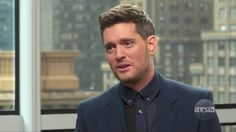 Michael Bublé Does Impressions of Elvis, Dean Martin and Johnny Cash