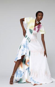 To (tie) dye for! Rosie Assoulin Resort16 on Moda Operandi now!