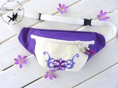Hip Bag, Diana, Handbags, Embroidery, Trending Outfits, Unique Jewelry, Handmade Gifts, Roses, Crafts