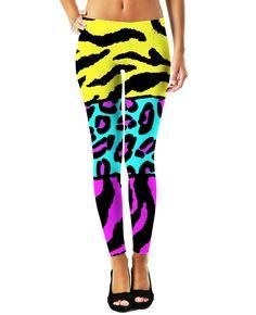 Reefa Girls Shiny Metallic Tights Leggings Stretchy Dance Pants Trouser