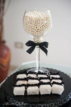 ¡Tentate con esta mesa de dulces de boda espectacular! [Fotos]