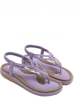 0575c7618690 Casual Slingback Thong Sandals. Gladiator Sandals