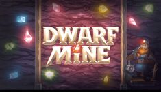 Yggdrasil unearths another gem with Dwarf Mine - Return to Player Dig Deep, Digger, Casino Games, Dwarf, Spin, Make It Simple, Drill, Gems, Symbols