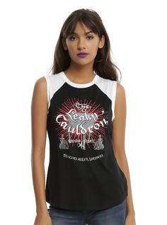 Harry Potter The Leaky Cauldron Girls Muscle Top, BLACK Size XL