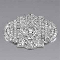 DIAMOND BROOCH   lot   Sotheby's